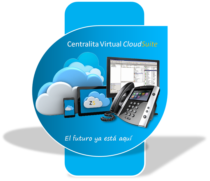 Centralita virtual Zoon Suite 3