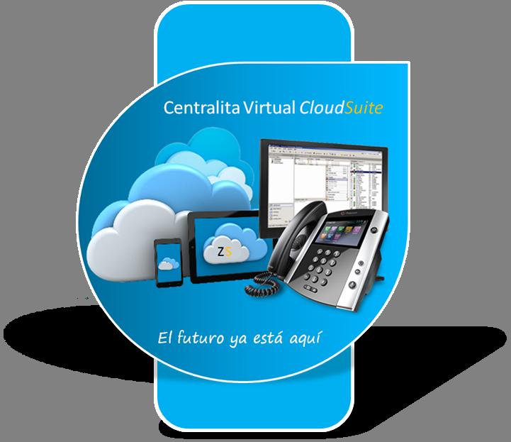 Centralita virtual Zoon Suite 3