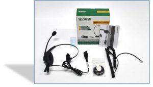 Auricular Yealink YHS33 1