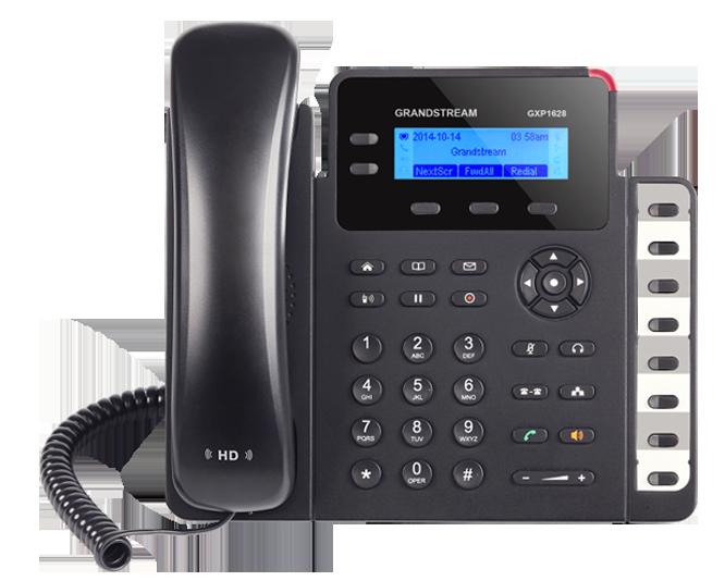 Teléfono Grandstream GXP1628 0