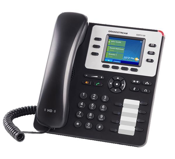 Teléfono IP Grandstream GXP 2130 0